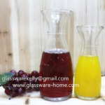 1000ml juice glass bottle