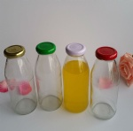 Ready Stock Milk Glass Bottle